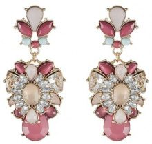 Miss Selfridge MIX NAVETTE Orecchini pink