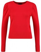 New Look PUFF SLEEVE  Maglione bright red