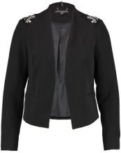 Dorothy Perkins GOING OUT EMBRODIRED Blazer black