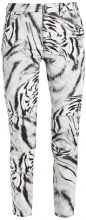 GStar PHARRELL WILLIAMS ELWOOD X25 3D BOYFRIEND Pantaloni white/black aop