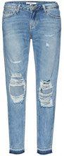 FIND 50100 Jeans Donna, Blu (Never Blue Wash), W28/L32 (Taglia Produttore: Small)