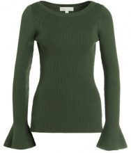 MICHAEL Michael Kors BOATNECK BELL Maglione ivy