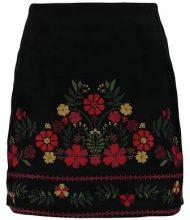 New Look MATILDA MINI Minigonna black