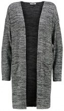 Pieces PCJOLIE  Cardigan dark grey melange