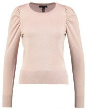 New Look PUFF SLEEVE Maglione nude
