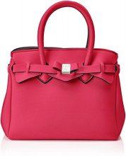 Save My Bag Petite Miss, Borsa a Mano Donna, Rosa (Blogger), 26x23x13 cm (W x H x L)