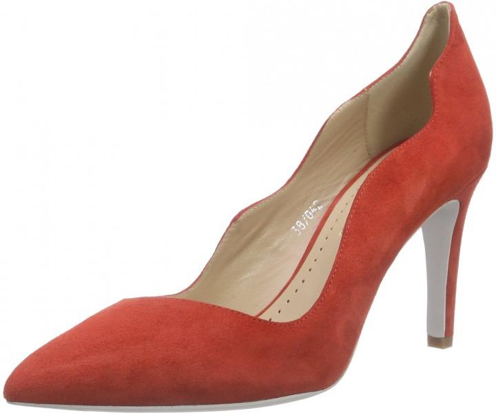 Rosso Premif5502x Donna Bruno Con corallo rot Scarpe Tacco XF6xOOAn