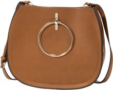 Borsa con manici in metallo (Marrone) - bpc bonprix collection