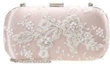 Mascara Pochette rose lace
