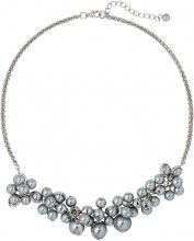 Collana con perle (Argento) - bpc bonprix collection