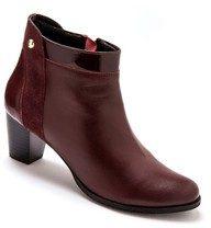 Boots cerniere larghezza comfort