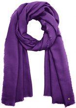 Esprit Accessoires 097ea1q003, Sciarpa Donna, Viola (Dark Purple 500), Taglia Unica