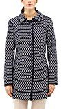 comma 8T.601.52.7648-Giubbotto Donna    Blau (blue dots 59M1) XL