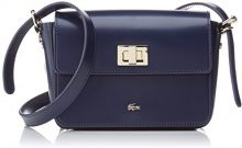 Lacoste Mini Golf, Borsa a tracolla donna blu Blu (Blue Depths)