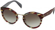 Prada Occhiali da sole 05Ts Sheaves Bordeaux Green, 53