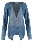 NMELIN  - Blazer - medium blue denim