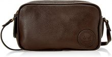 Timberland Tb0m5686, Borsa a Tracolla Donna, Marrone (Chocolate Brown), 7x11.5x20 cm (W x H x L)