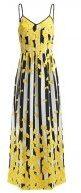ITALY - Vestito lungo - yellow