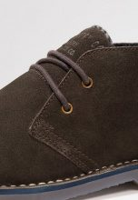 Superdry WINTER RALLIE Stringate sportive dark brown