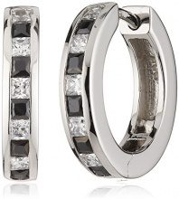 Orphelia - Orecchini ad anello, Argento Sterling 925, Donna