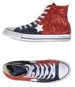 CONVERSE LIMITED EDITION ALL STAR HI CANVAS LTD - CALZATURE - Sneakers & Tennis shoes alte - on YOOX.com