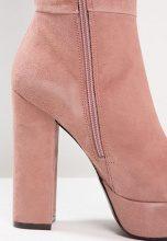 MAI PIÙ SENZA Stivali con i tacchi rose