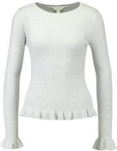 Miss Selfridge FRILL  Maglione grey