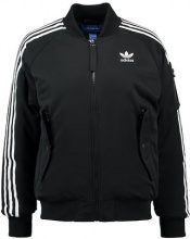 adidas Originals SHORT Giubbotto Bomber black