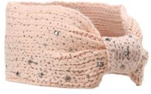 Miss Selfridge PNK BOW HEADBAND   Paraorecchie pink
