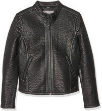 Calvin Klein Jeans Mara PU, Giacca Donna, Schwarz (CK Black 099), 42