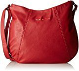 Little Marcel Id04 - Borse a tracolla Donna, Rouge (Red), 9x29x36 cm (W x H L)