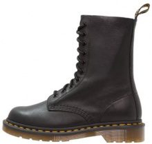 Dr. Martens 1490 10 EYE VIRGINIA Stivaletti stringati black