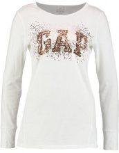 GAP STAR TEE Maglietta a manica lunga white