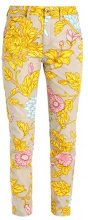 GStar PHARRELL WILLIAMS ELWOOD X25 3D BOYFRIEND Pantaloni khaki/gold/light mauve ao