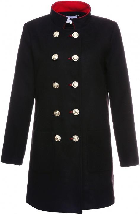 Cappotto leggero con bottoni decorati  6ed7a65e287