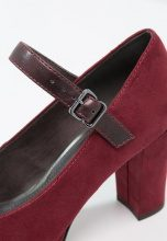 s.Oliver RED LABEL Scarpe con plateau bordeaux