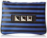 L'AETELIER CAESARSHady - Pochette Donna , blu (Blu (Bleu/Noir)), 1x22x30 cm (W x H x L)