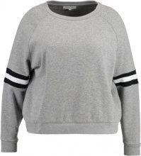 Twintip Plus Felpa mottled grey