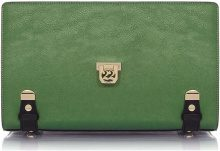 Borsa Numeroventidue  MEDIUM TURTLE GUSCIO Borse Accessori Metal Green