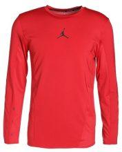 Jordan Tshirt sportiva rot/schwarz