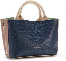 Abbacino SS16 Trendy La Savina 8732, Borsa Donna, Blu (BLUE), taglia unica