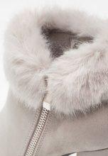 Anna Field Stivaletti con tacco light grey