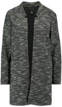 New Look Cappotto corto dark grey