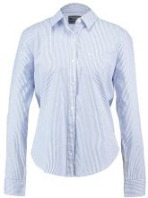 Abercrombie & Fitch SLIM FIT Camicia blue