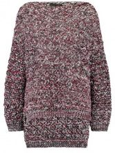 Lost Ink MULTI STITCH CHUNKY JUMPER Maglione multicoloured
