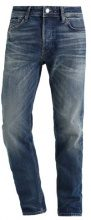 Jack & Jones JJIFRED JJORIGINAL Jeans a sigaretta blue denim