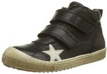 Bisgaard 40325217, Sneaker a Collo Alto Unisex – Bambini, Nero (200 Black), 30 EU