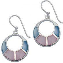 H. Gaventa Ltd - Orecchini pendenti da donna, argento, cod. E-11799