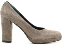 Scarpe Grace Shoes  918 Decollete' Donna Taupe