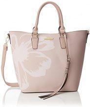 Bulaggi Faye City Bag - Borse a secchiello Donna, Braun (Naturel), 12x27x25 cm (B x H T)